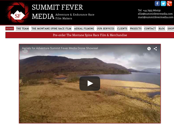 Summit Fever Logo 600x450