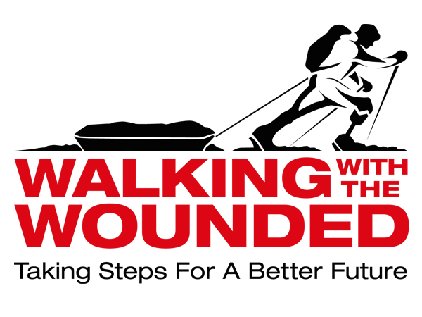 Walking the Wounded Logo
